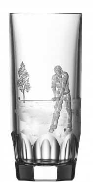 $250.00 Highball Glass