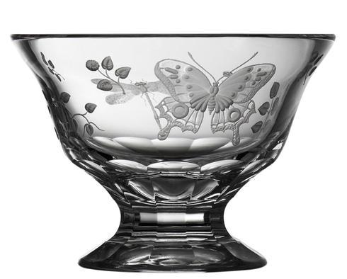 """$248.00 Footed Bowl 6"""""""