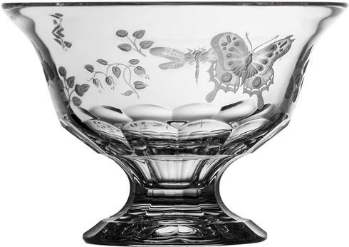 """$348.00 Footed Bowl 8"""""""