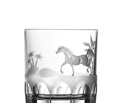 $250.00 Arabian Thoroughbred Double Old Fashioned