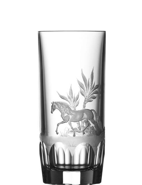 $250.00 Andalusian Horse Highball