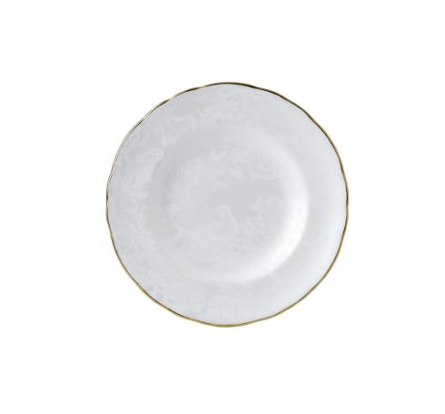 Royal Crown Derby  Aves - Pearl Bread and Butter Plate $68.00