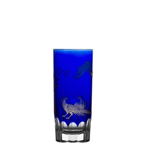 $398.00 Cobalt Highball Glass