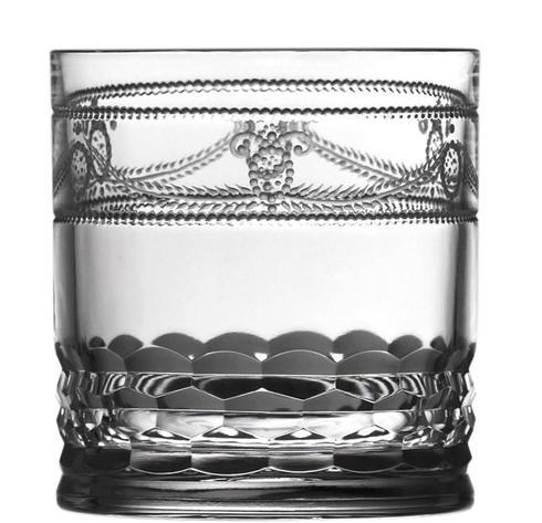 $188.00 Double Old Fashioned Glass