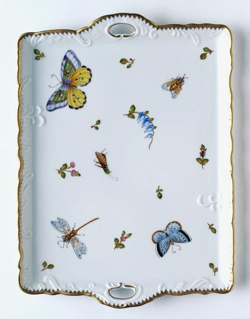 Anna Weatherley  Spring in Budapest Tray with Handles $410.00