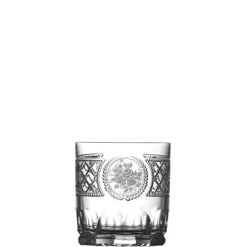 $218.00 Double Old Fashioned Glass