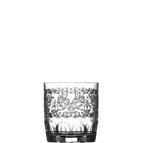 $168.00 Double Old Fashioned Glass