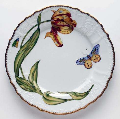 Anna Weatherley  Old Master Tulips Dinner Plate $440.00