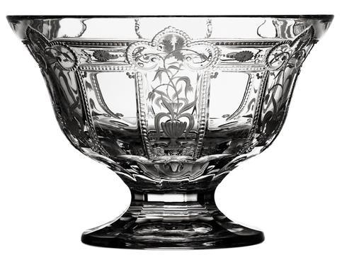 """$398.00 Footed Bowl 8"""""""