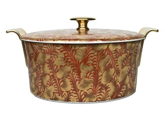 Trois Ors Red Soup Tureen collection with 1 products