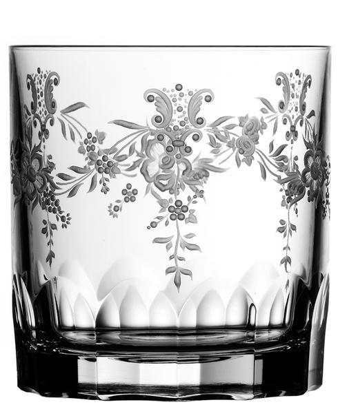$220.00 Double Old Fashioned Glass