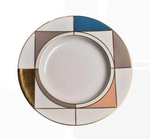 $177.00 Rim Soup Plate Medium