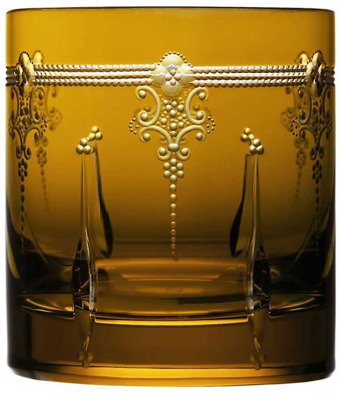 $230.00 Amber Double Old Fashioned