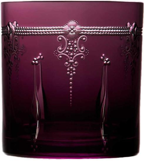 $230.00 Amethyst Double Old Fashioned