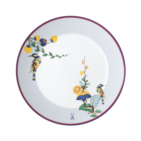 $210.00 Mystic Garden Dinner Plate