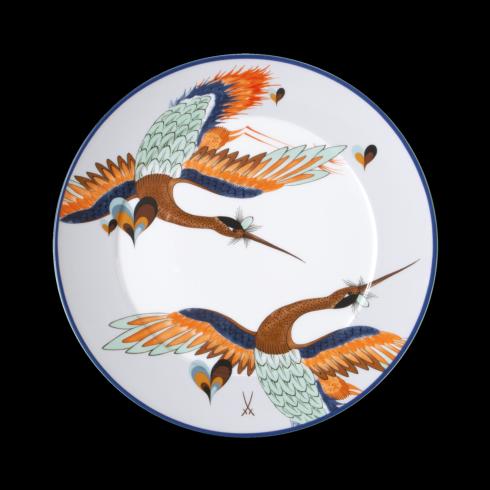 $210.00 Love Birds Dinner Plate