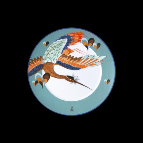 $150.00 Love Birds Dessert Plate