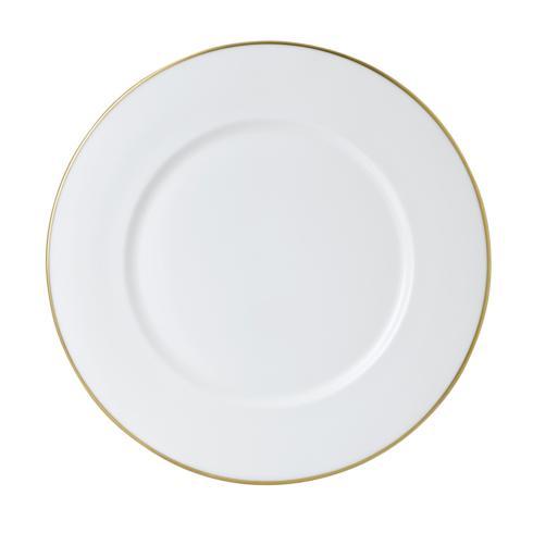 "$145.00 Flat Rim Plate 13.5"""