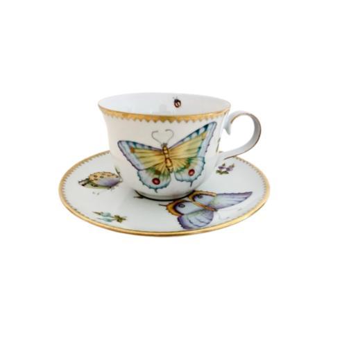 $288.00 Tea Cup and Saucer