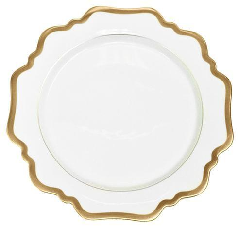 Anna Weatherley  Antique White with Gold Dessert $68.00