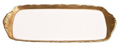 Anna Weatherley  Anna\'s Golden Patina Tray $125.00