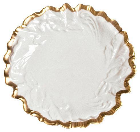 $68.00 Embossed Leaf Plate