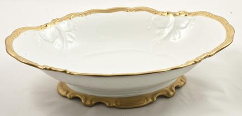 $195.00 Footed Serving Bowl