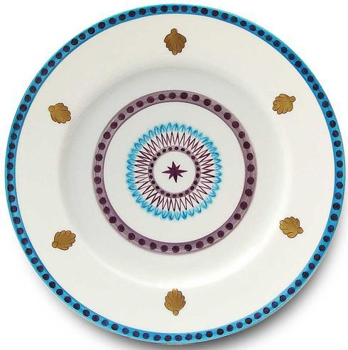 $259.00 Blue Dinner Plate