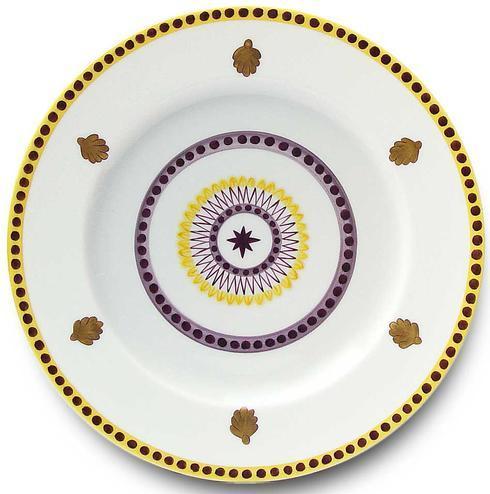 $259.00 Yellow Dinner Plate