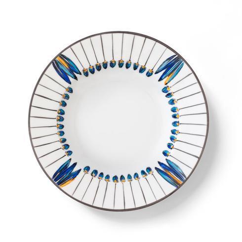 Pinto Paris  Bahia Rim Soup Plate $242.00