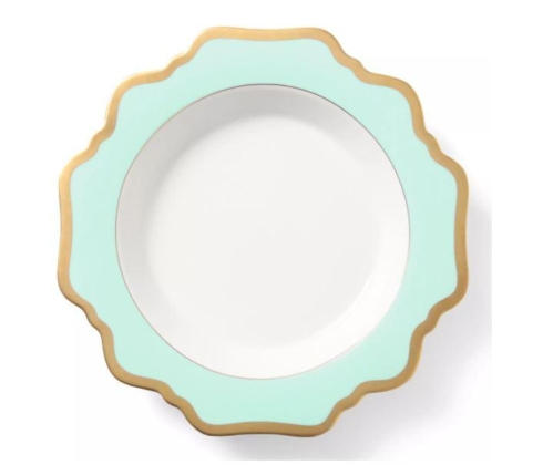 $98.00 Rim Soup Plate