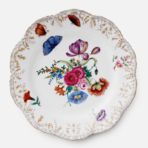$410.00 Dessert Plate