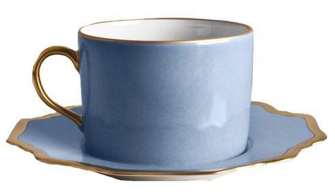 Anna Weatherley  Anna\'s Palette - Sky Blue Tea Cup $40.00
