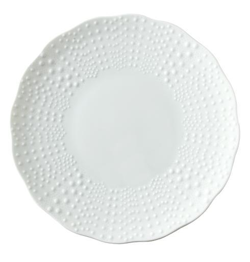Medard de Noblat  Corail - White Charger Plate $68.00