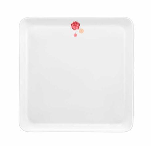 $28.00 Square Dinner Plate