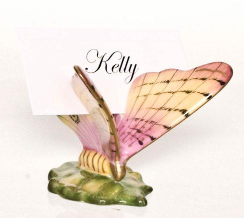 $110.00 Butterfly Card Holder #2
