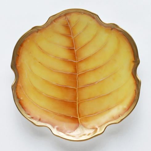$283.00 Amber Leaf Canape