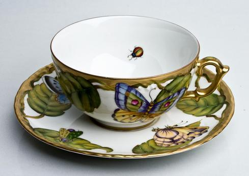 $425.00 Tea Cup & Saucer