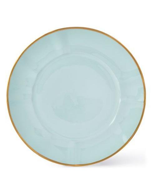 Anna Weatherley Colors Powder Blue Dinner Plate $52.00