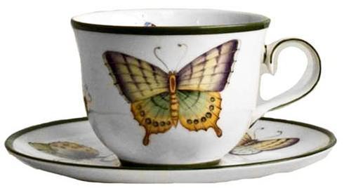 $195.00 Tea Cup and Saucer