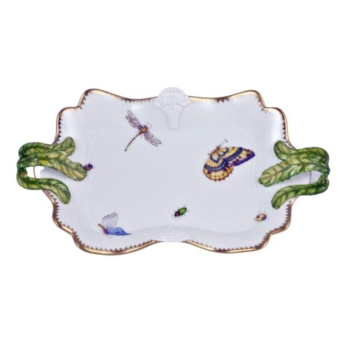 Anna Weatherley  Giftware Ornate Tray with Handles $445.00