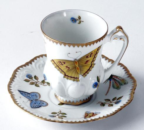 $408.00 Demitasse Cup & Saucer