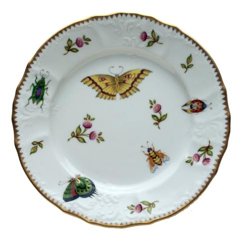 Anna Weatherley  Spring in Budapest Salad Plate $265.00