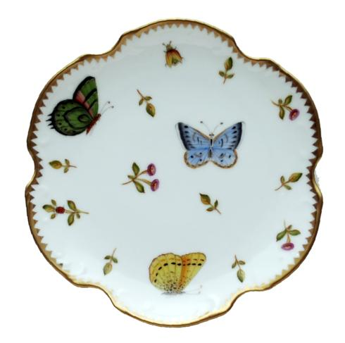 Anna Weatherley  Spring in Budapest Bread & Butter Plate $256.00