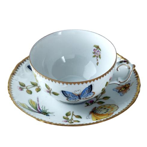 Anna Weatherley  Spring in Budapest Cup & Saucer $405.00