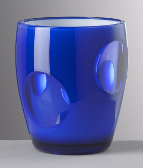 Mario Luca Giusti Barware Fisheye Blue Tumbler $20.00
