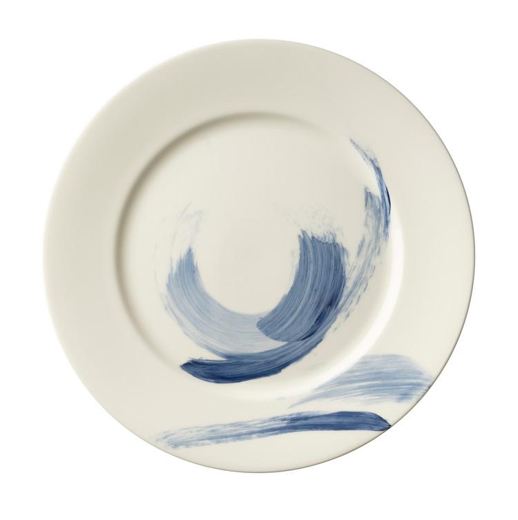$68.00 Flat Rim Plate