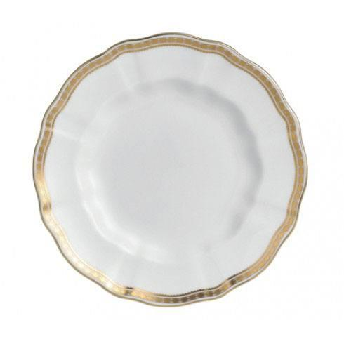 Royal Crown Derby  Carlton Gold Salad Plate $100.00