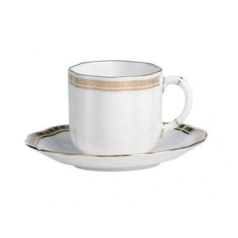 Royal Crown Derby  Carlton Gold Coffee Cup $90.00
