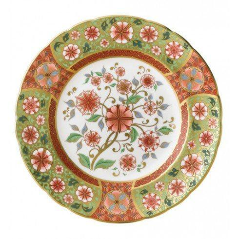 Royal Crown Derby  Imari Accent Cherry Blossom Plate in Gift Box $270.00